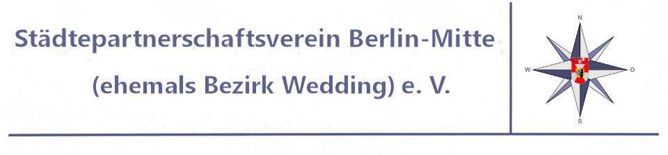 Städtepartnerschaftsverein Berlin-Mitte (ehemals Bezirk Wedding) e. V.